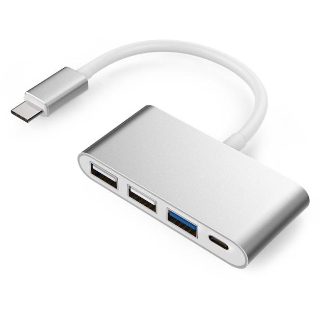 adaptateur macbook usb c