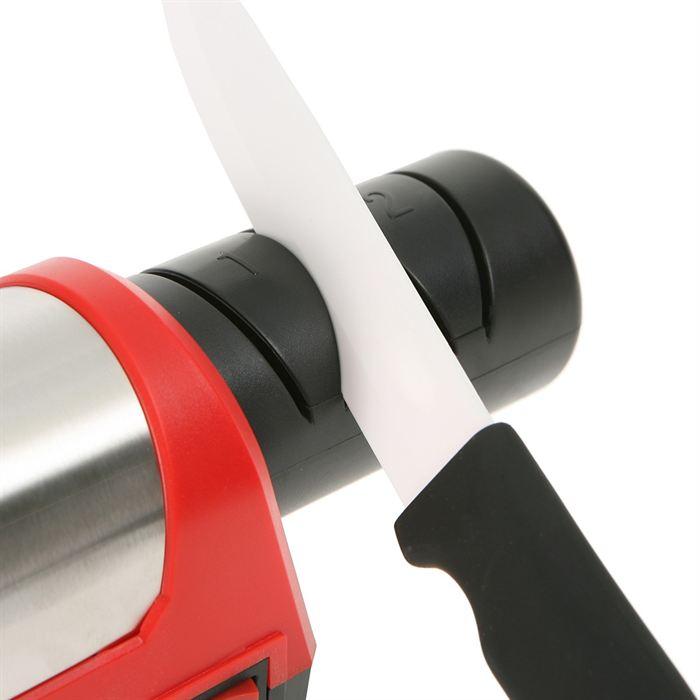 aiguiseur ceramique couteau