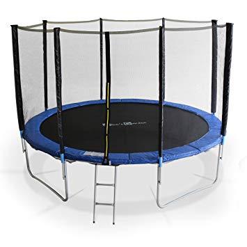 alice garden trampoline