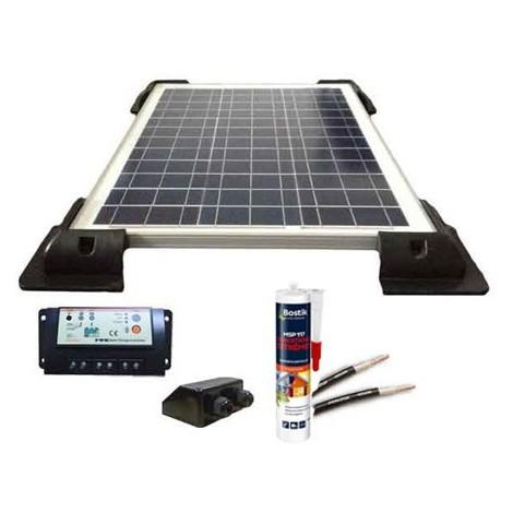alimentation solaire 12v