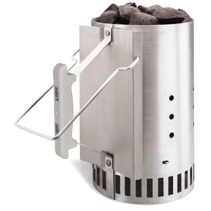 allumage weber charbon