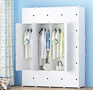 amazon armoire penderie