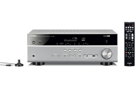 ampli home cinema yamaha titane