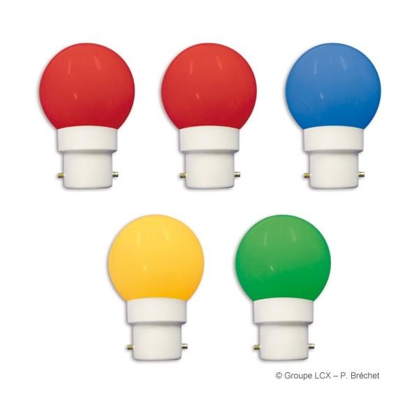 ampoule guirlande b22
