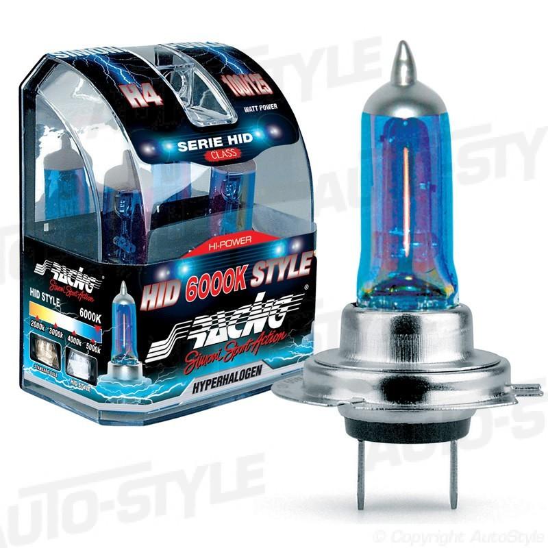 ampoule h7 6000k 55w