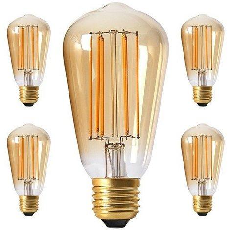 ampoule led e27 couleur chaude