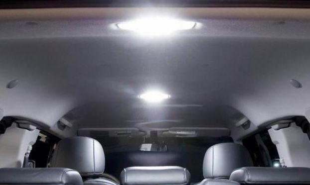 ampoule led interieur voiture