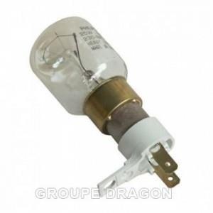 ampoule pour micro onde