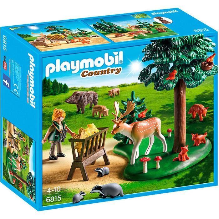 animaux playmobil
