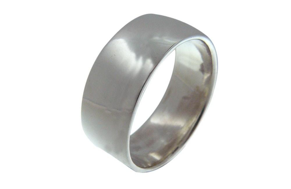 anneau argent homme