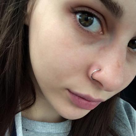 anneau nez fin
