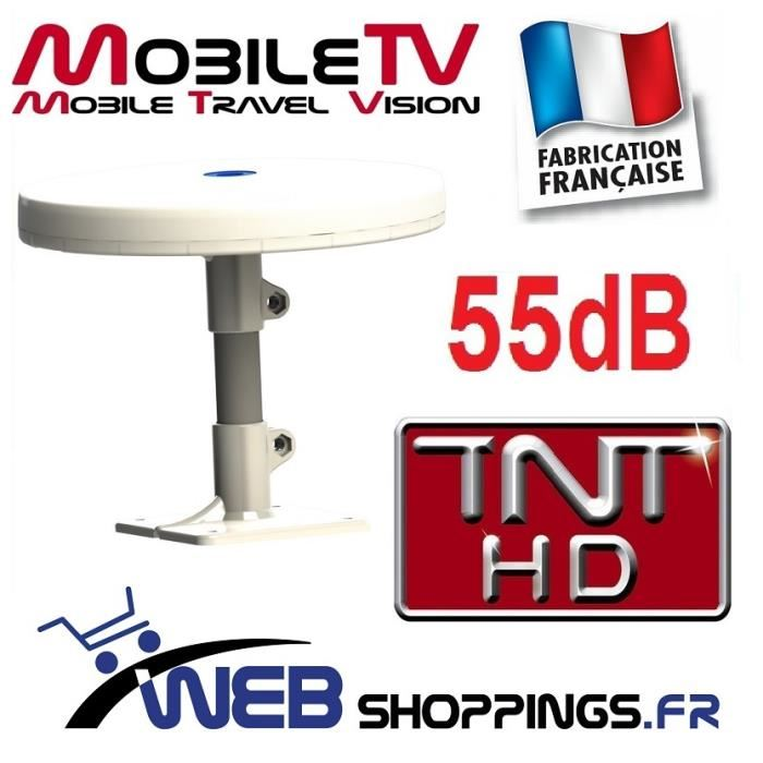 antenne omnidirectionnelle 55db
