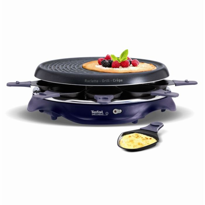appareil à raclette tefal 8 personnes