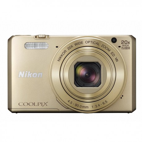appareil photo compact nikon s7000