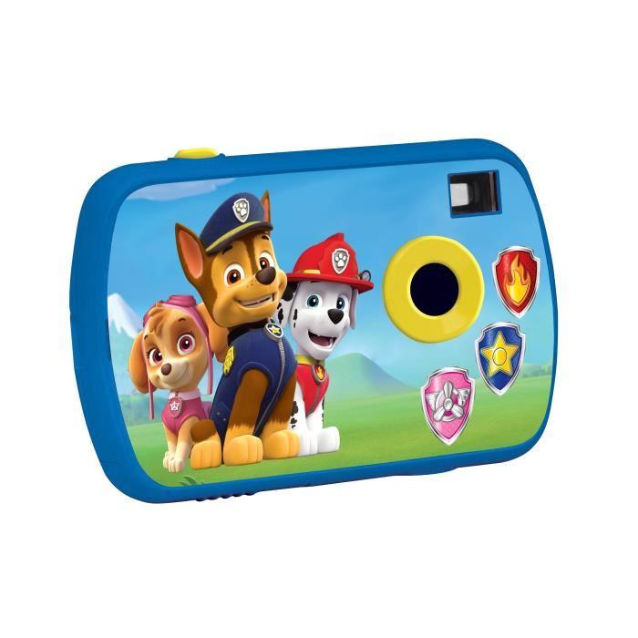 appareil photo enfant pat patrouille