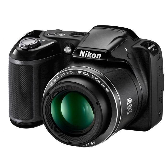 appareil photo nikon bridge