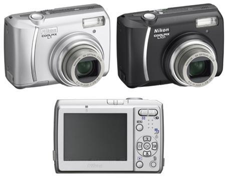 appareil photo nikon coolpix l1