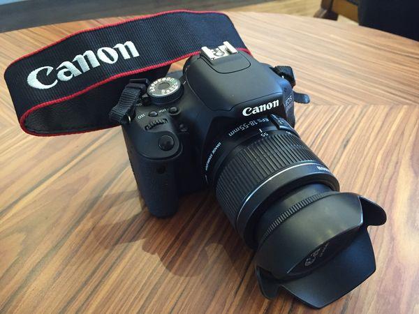 appareil photo occasion canon