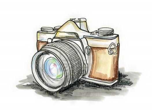 appareil photo swag dessin