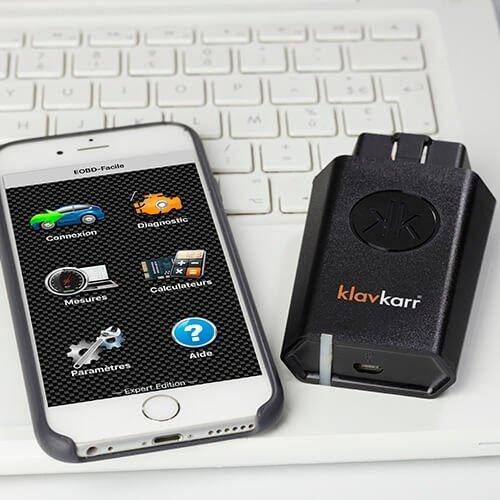 appareil pour diagnostic voiture