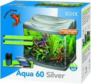 aquarium superfish 60 litres