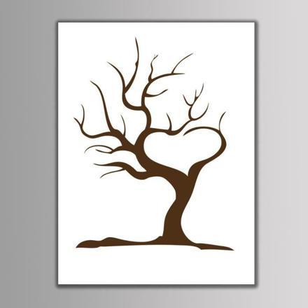 arbre a empreinte