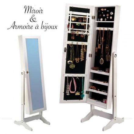armoire a bijoux