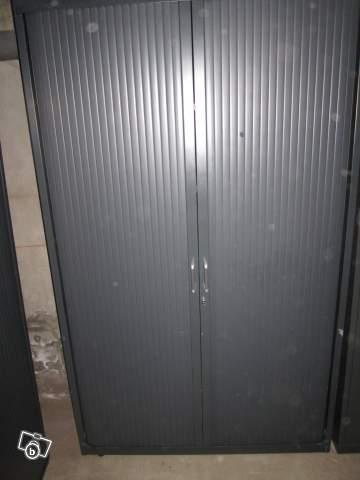 armoire à rideaux occasion