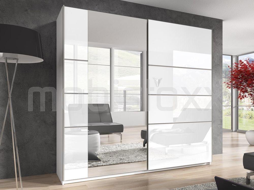 armoire blanc laqué