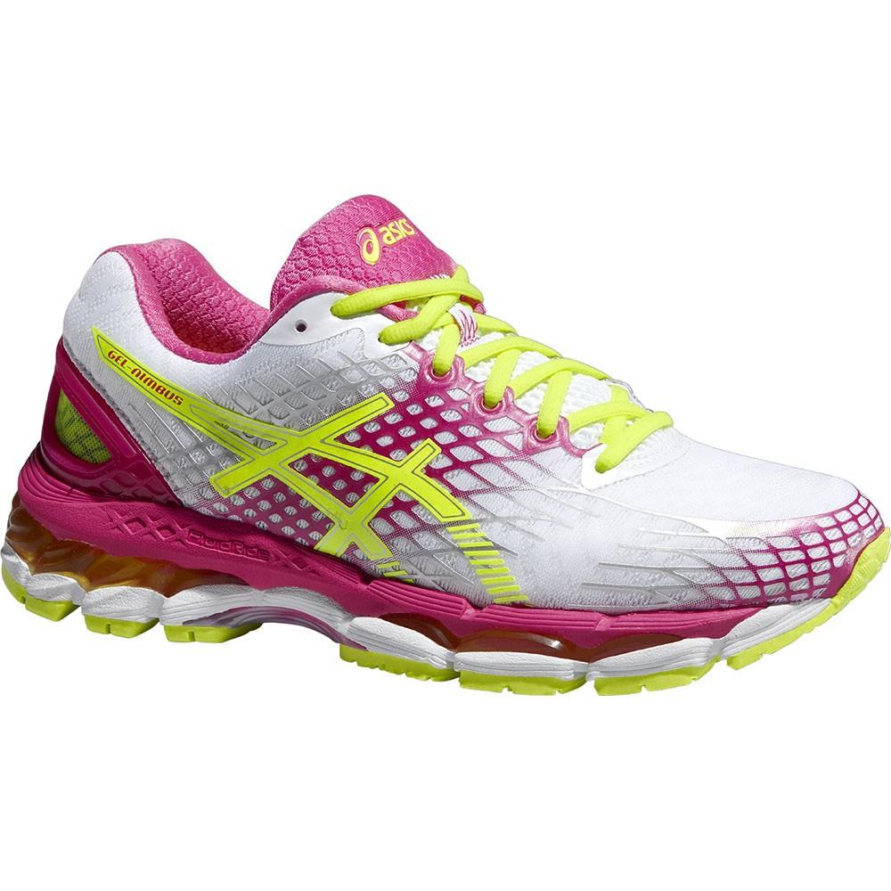 asics running femme rose