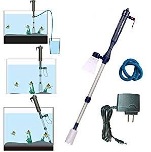 aspirateur d aquarium electrique