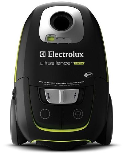 aspirateur electrolux ultra silencer green