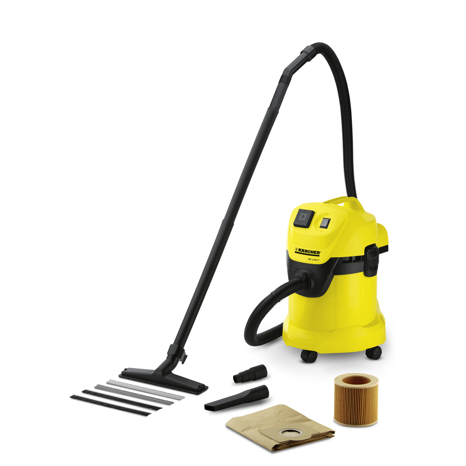 aspirateur karcher wd 3500 p
