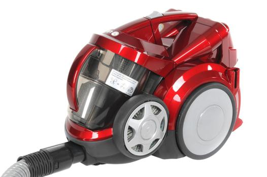 aspirateur lg sans sac kompressor