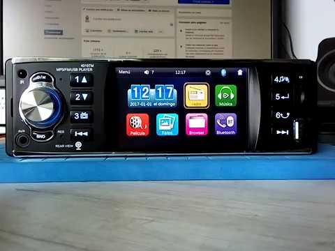 autoradio 1 din mirrorlink