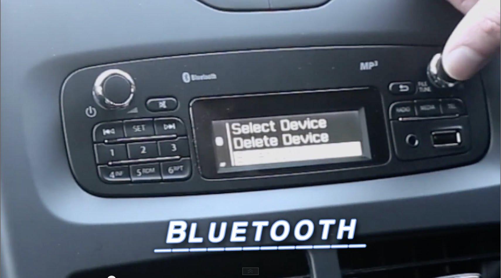 autoradio bluetooth renault clio 3