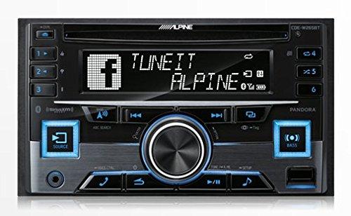 autoradio double din alpine