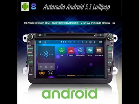 autoradio multimedia android