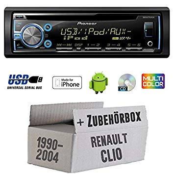 autoradio renault usb