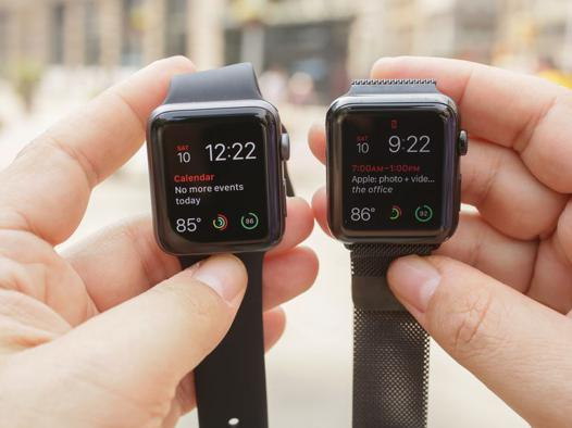 avis apple watch serie 2