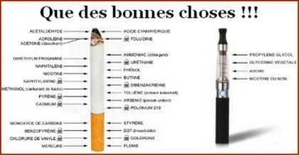 avis sur la cigarette électronique
