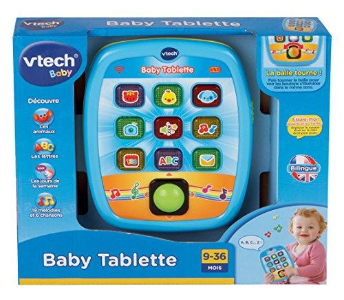 baby tablette vtech