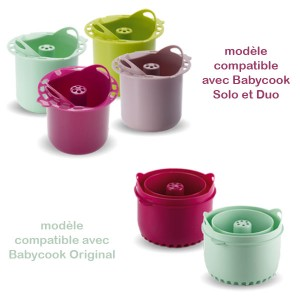 babycook accessoires