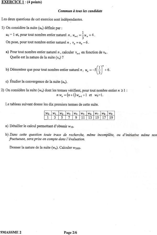 bac s maths