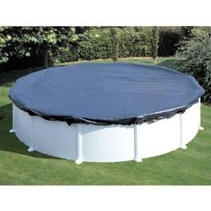 bache de piscine ronde hors sol