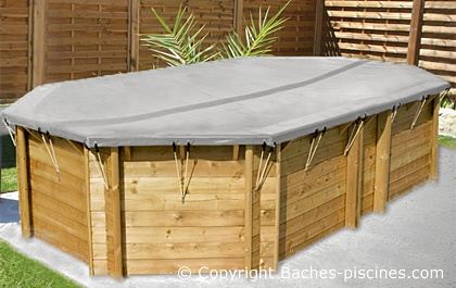 baches hivernage piscine hors sol
