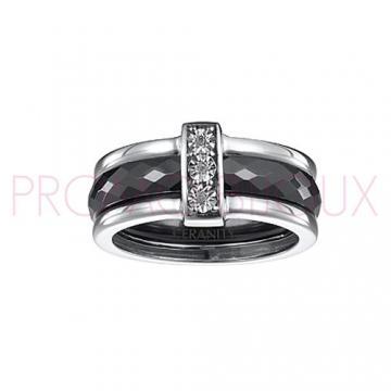 bague ceramique diamant pas cher