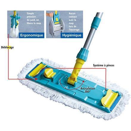 balai nettoyage sol professionnel