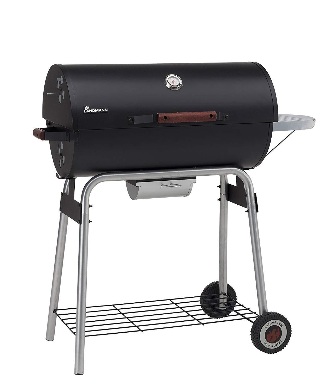 barbecue charbon tonneau