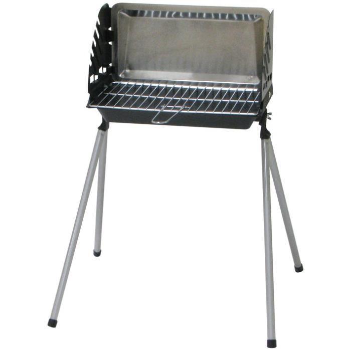 barbecue en fonte pas cher